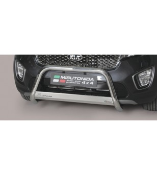 Kia Sorento 2015- Medium Bar EU  - EC/MED/388/IX - Bullbar / Lightbar / Bumperbar - Verstralershop