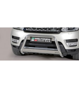 Range Rover Sport 2014, EC Approved Medium Bar Inox - EC/MED/389/IX - Bullbar / Lightbar / Bumperbar - Unspecified