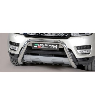 Range Rover Sport 2014 EC Approved Super Bar Inox ø76 - EC/SB/389/IX - Bullbar / Lightbar / Bumperbar - Unspecified