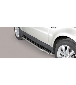 Range Rover Sport 2014 Sidesteps Inox ø50 stainless steel - P/389/IX - Sidebar / Sidestep - Unspecified