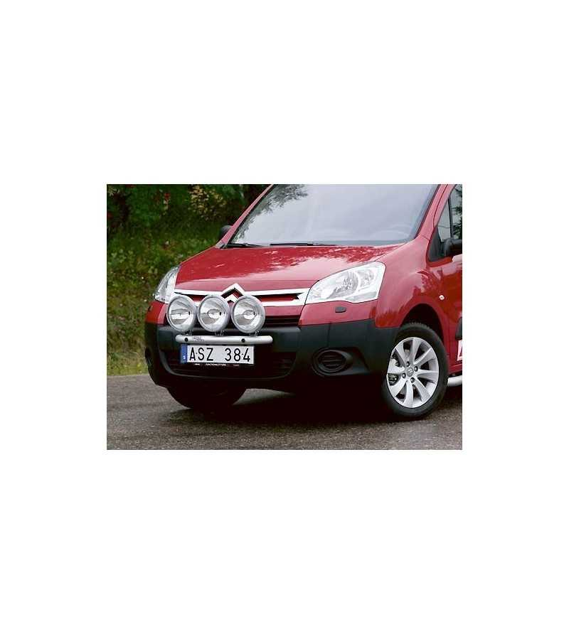Berlingo 08- Q-Light/3 - Q900049 - Bullbar / Lightbar / Bumperbar - QPAX Q-Light