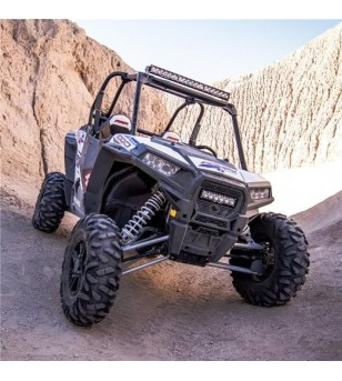 Baja Designs OEM - Polaris RZR OnX6 Grille and Light Bar Kit 2014-2015