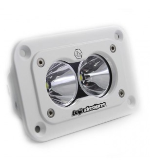Baja Designs S2 Pro - LED Spot - Flush Mount - White - 481001WT - Lighting - Verstralershop