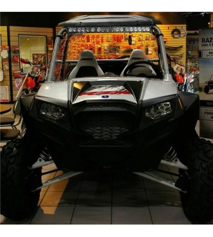 Baja Designs OEM - A-Pillar Polaris RZR Mount Kit - OnX6 and Stealth