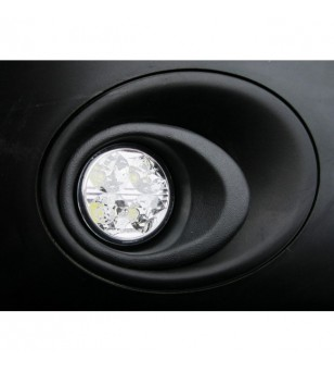 NV400 11+ Day Time Running Light Kit Black - LR009/LV009 - Verlichting - Unspecified