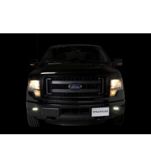 Putco Luminix High Power LED Mistlichten 04-14 Ford F-150