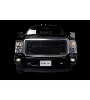 Putco Luminix High Power LED Mistlichten 11-16 Ford Super Duty
