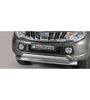 L200 Slash Bar Inox