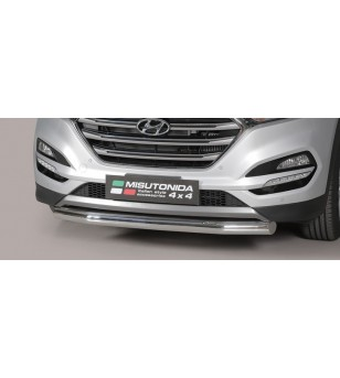 Tucson Slash Bar Inox - SLF/391/IX - Bullbar / Lightbar / Bumperbar - Unspecified