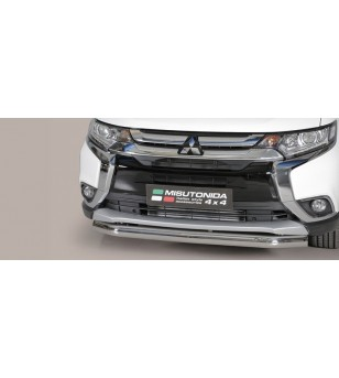 Outlander Slash Bar Inox - SLF/392/IX - Bullbar / Lightbar / Bumperbar - Unspecified