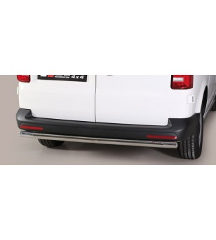 T6 Rear Protection Inox - PP1/396/IX - Rearbar / Rearstep - Unspecified