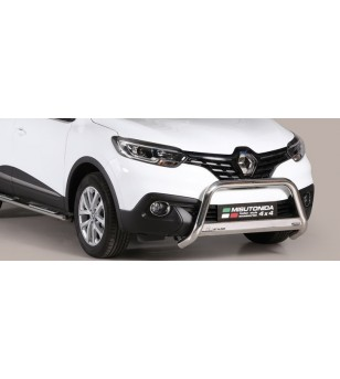 Kadjar Medium Bar Inox - MED/397/IX - Bullbar / Lightbar / Bumperbar - Unspecified