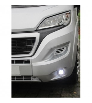 Citroën Jumper 2014- Day Time Running Light Kit Round