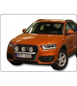 Audi Q3 13- Q-Light/3 - Q900243 - Bullbar / Lightbar / Bumperbar - QPAX Q-Light - Verstralershop