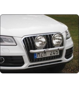 Audi Q5 13- Q-Light/2 - Q900235 - Bullbar / Lightbar / Bumperbar - Verstralershop