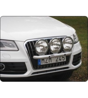Audi Q5 13- Q-Light/3 - Q900234 - Bullbar / Lightbar / Bumperbar - QPAX Q-Light - Verstralershop