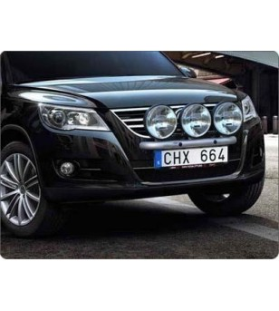 Tiguan 08- Q-Light/3 - Q900123 - Bullbar / Lightbar / Bumperbar - QPAX Q-Light