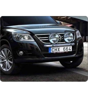 Tiguan 08- Q-Light/2 - Q900124 - Bullbar / Lightbar / Bumperbar - QPAX Q-Light