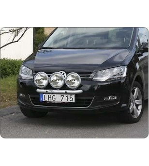 Sharan 12- Q-Light/3 - Q900226 - Bullbar / Lightbar / Bumperbar - QPAX Q-Light