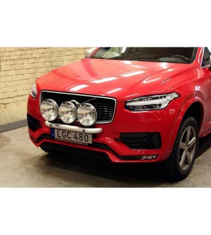 XC90 15- Q-Light/3 - Q900329 - Bullbar / Lightbar / Bumperbar - QPAX Q-Light