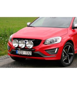 XC60 14- Q-Light/3 - Q900317 - Bullbar / Lightbar / Bumperbar - QPAX Q-Light