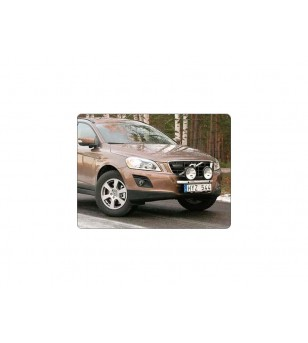 XC60 16- Q-Light/2 - Q900318 - Bullbar / Lightbar / Bumperbar - QPAX Q-Light