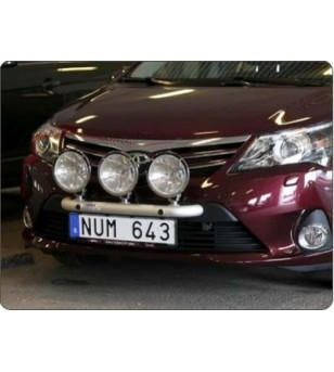 Avensis 12- Q-Light/3 - Q900203 - Bullbar / Lightbar / Bumperbar - Verstralershop