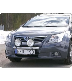 Avensis 12- Q-Light/2 - Q900204 - Bullbar / Lightbar / Bumperbar - Verstralershop