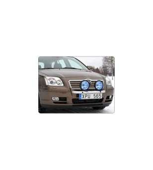 Avensis 07- Q-Light/2 - Q900108 - Bullbar / Lightbar / Bumperbar - QPAX Q-Light