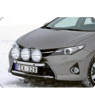 Auris 13- Q-Light/3 - Q900236 - Bullbar / Lightbar / Bumperbar - QPAX Q-Light