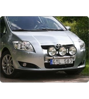 Auris 10- Q-Light/3 - Q900168 - Bullbar / Lightbar / Bumperbar - QPAX Q-Light