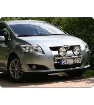 Auris 07- Q-Light/2 - Q900155 - Bullbar / Lightbar / Bumperbar - Verstralershop