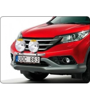 CR-V 10-12 Q-light/2 - Q900225 - Bullbar / Lightbar / Bumperbar - Verstralershop