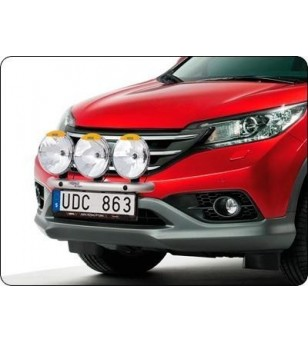 CR-V 10-12 Q-light/3 - Q900224 - Bullbar / Lightbar / Bumperbar - Verstralershop
