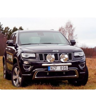 Grand Cherokee 14- Q-light/2 - Q900262 - Bullbar / Lightbar / Bumperbar - Verstralershop