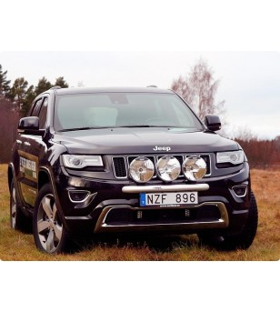 Grand Cherokee 14- Q-light/3 - Q900261 - Bullbar / Lightbar / Bumperbar - QPAX Q-Light
