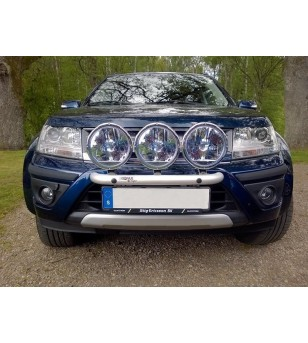 Grand Vitara 13-14 Q-Light/3 - Q900306 - Bullbar / Lightbar / Bumperbar - QPAX Q-Light