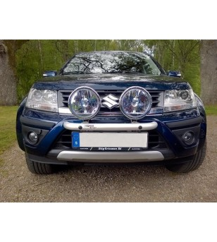 Grand Vitara 13-14 Q-Light/2 - Q900307 - Bullbar / Lightbar / Bumperbar - QPAX Q-Light