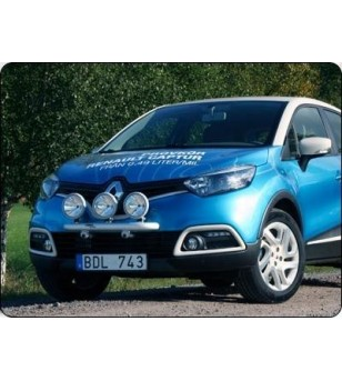 Captur 13- Q-Light/3 - Q900253 - Bullbar / Lightbar / Bumperbar - QPAX Q-Light