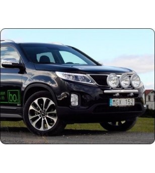 Sorento 13-14 Q-light/3 - Q900255 - Bullbar / Lightbar / Bumperbar - QPAX Q-Light