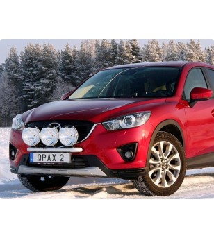 CX-5 14- Q-light/3 - Q900273 - Bullbar / Lightbar / Bumperbar - Verstralershop