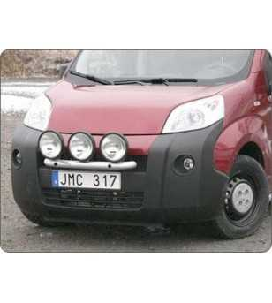 Fiorino 08- Q-Light/3 - Q900228 - Bullbar / Lightbar / Bumperbar - QPAX Q-Light