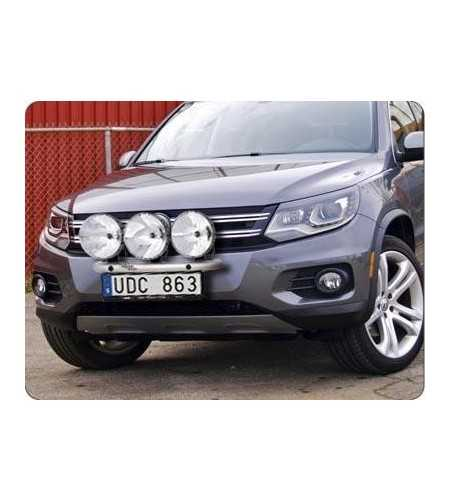 Tiguan 12- Q-Light/3 - Q900222 - Bullbar / Lightbar / Bumperbar - QPAX Q-Light