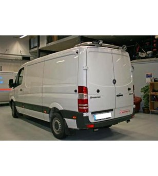 Crafter 12- T-Rack H1 rear