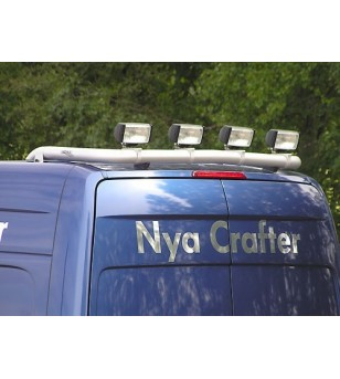 Crafter 12- T-Rack H2 rear
