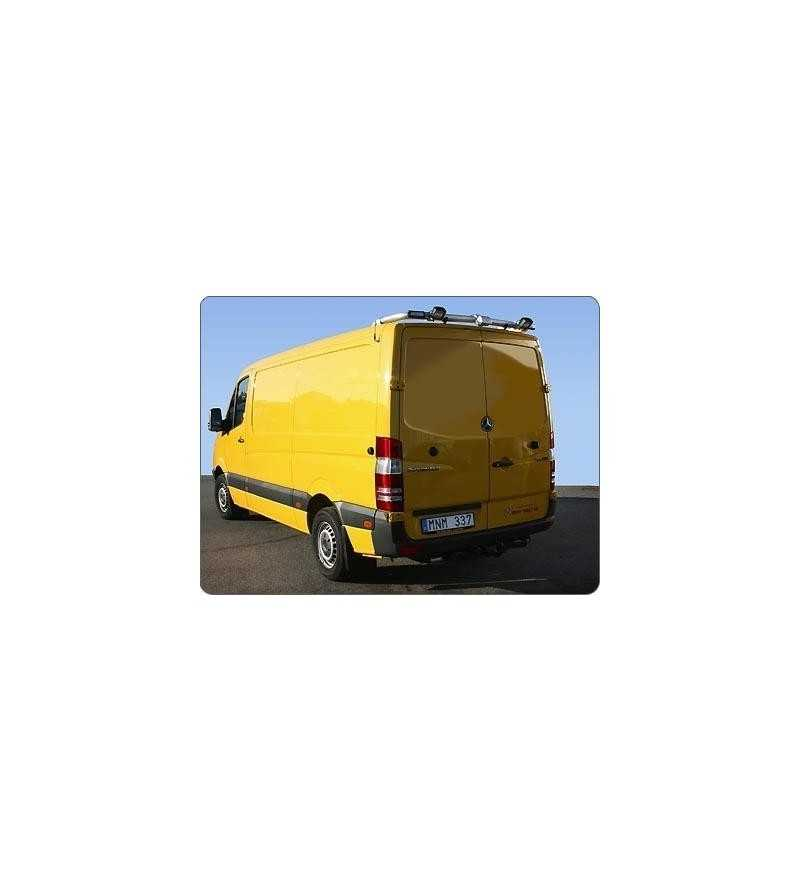 Sprinter 07- T-Rack H1 rear