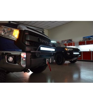 "Tundra 07-13 Light Bar for 30"" LED Light. - T0730OR - Bullbar / Lightbar / Bumperbar - N-Fab Light Bar"