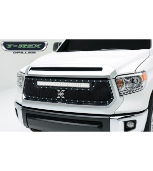 "Tundra 14-16 - Grille - 30"" LED Lightbar - 6319641 - Grille - T-Rex Torch"