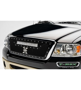 "F-150 15- Grille - 30"" Curved LED Lightbar"