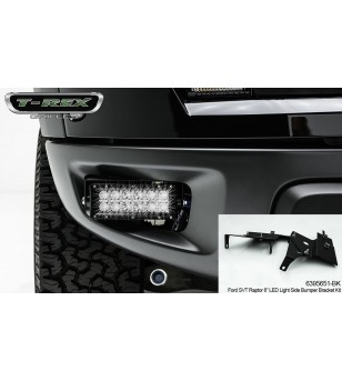 "Ford F150 SVT Raptor 10-14-,Torch tech Bolt -On 2-6"" Led bars - 6395651 - Overige accessoires - T-Rex Torch Tech LED"